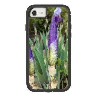 Purple German Iris Buds Case-Mate Tough Extreme iPhone 8/7 Case