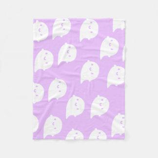 Purple Ghost Blanket