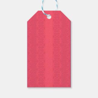 purple gift tags
