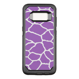 Purple Giraffe OtterBox Galaxy S8 Case