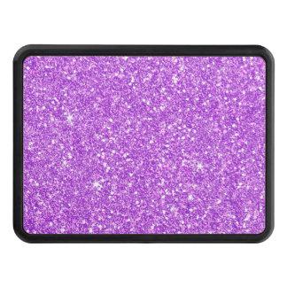 Purple Glitter Diamond Luxury Shine Hitch Covers