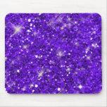 Purple Glitter Pattern