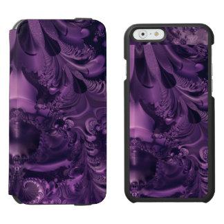 Purple Glory Design Incipio Watson™ iPhone 6 Wallet Case