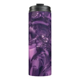 Purple Glory Design Thermal Tumbler