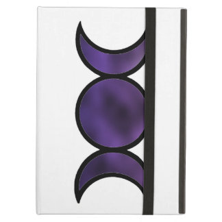 Purple Goddess iPad Air Case with custom color