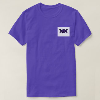 Purple Goddess Men's Basic Dark T-Shirt