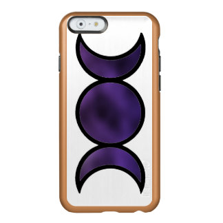 Purple Goddess Shine iPhone Case