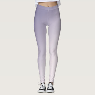 Purple Gradient Leggings