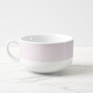 Purple Gradient Soup Mug