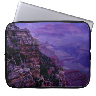 Purple Grand Canyon Laptop Sleeve