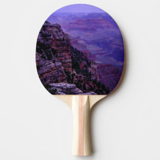 Purple Grand Canyon Ping Pong Paddle