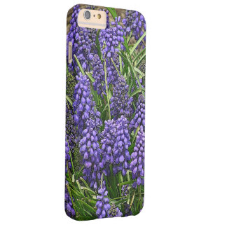 """PURPLE GRAPE HYACINTHS"" IPHONE CASE"