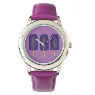 Purple Grape Popsicle Popsicles Foodie Watch