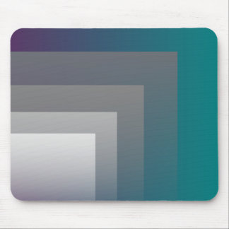 purple gray teal mouse pad