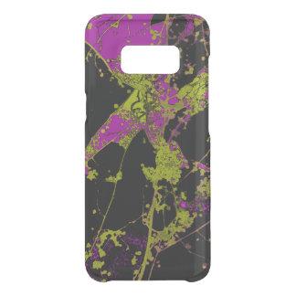 Purple & Green Autumnus Galaxy Deflector Case
