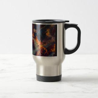 Purple Haze. 15 Oz Stainless Steel Travel Mug