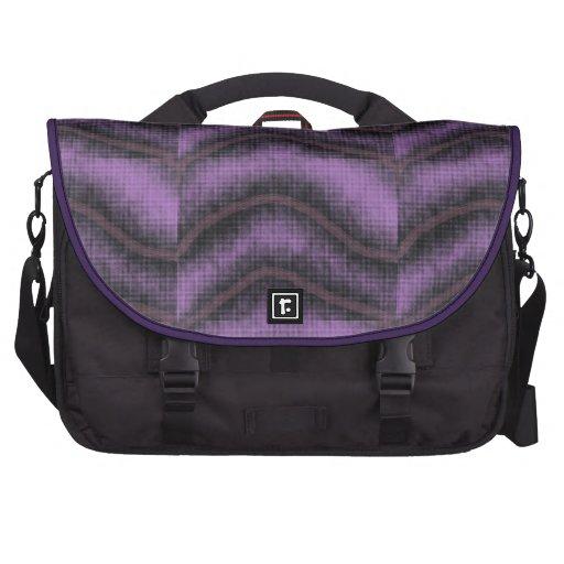 Purple Haze-Bag Laptop Messenger Bag