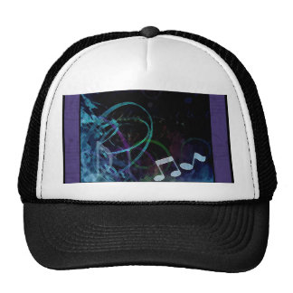 Purple Haze Cap Trucker Hat