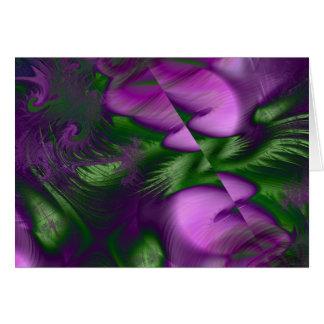 Purple Haze Card