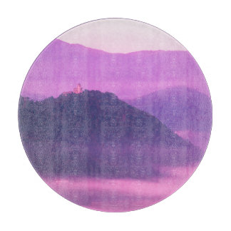 Purple Haze Cutting Board