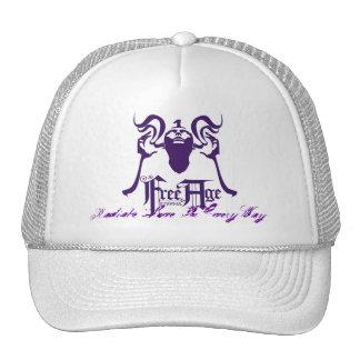 Purple Haze Edition Free Age Eternal Hat Trucker Hat