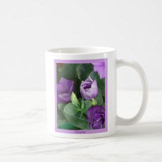 """Purple Haze - """"Emerging"""" Basic White Mug"""