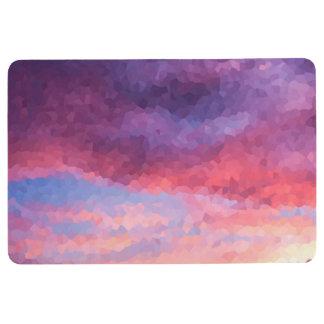 Purple Haze Floor Mat