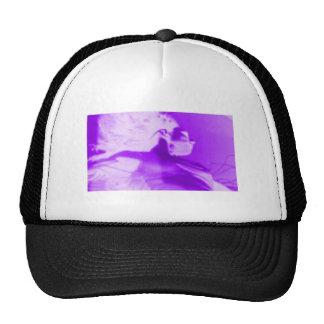 Purple Haze Girl Mesh Hats