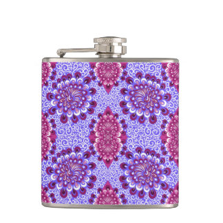 Purple haze hip flask