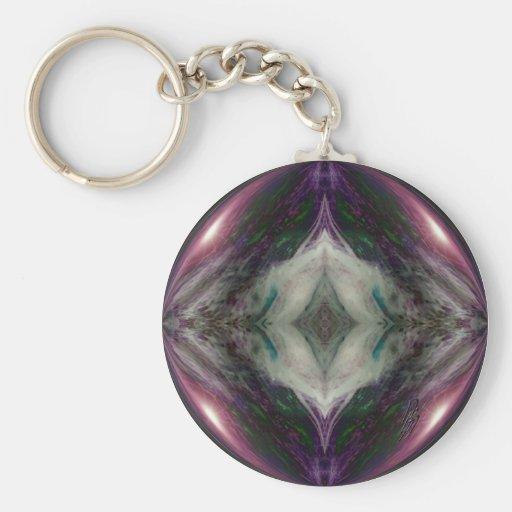 Purple Haze Keychain