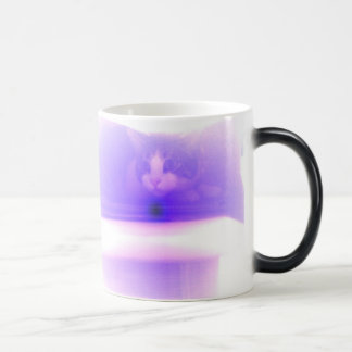 Purple Haze Kitty In Fairy Land Morphing Mug
