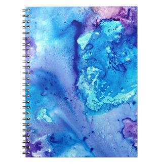 Purple Haze Luna #5 Notebook