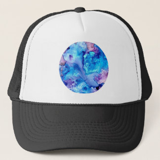 Purple Haze Luna #5 Trucker Hat