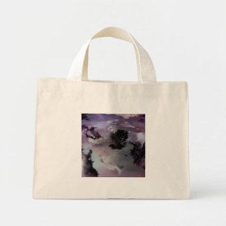 Purple Haze Mini Tote Bag