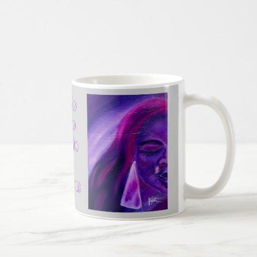 """""""Purple Haze"""" mug"""