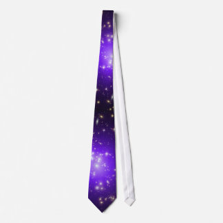 Purple haze of stars tie