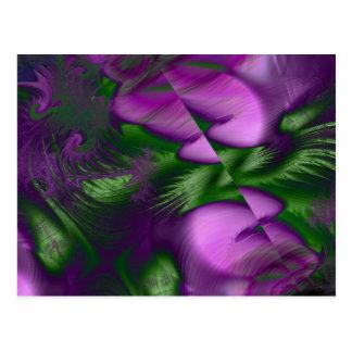 Purple Haze Post Card