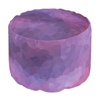 Purple Haze Pouf