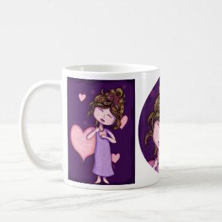 Purple Haze Round Mug