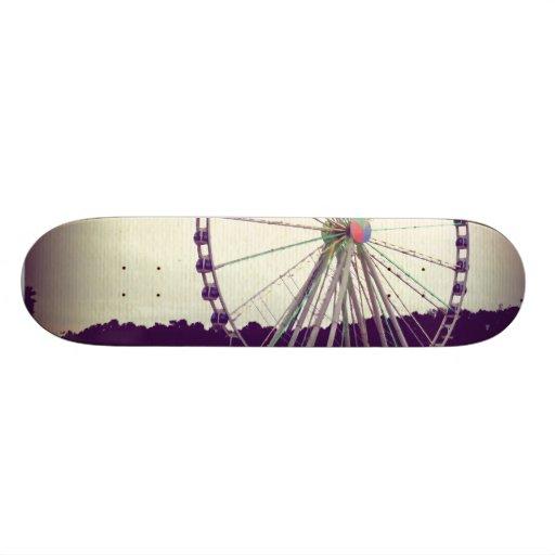 Purple Haze Skate Decks
