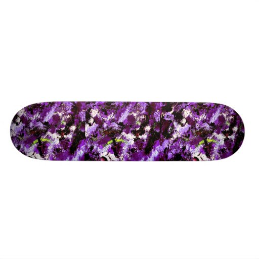 PURPLE HAZE Skateboard