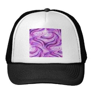 Purple Haze Squiggles Trucker Hat