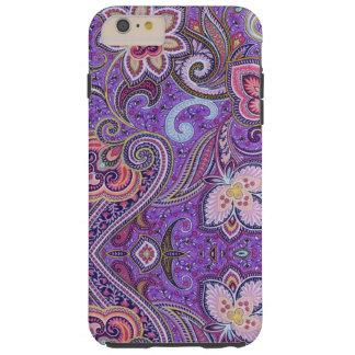 Purple Haze Tough iPhone 6 Plus Case