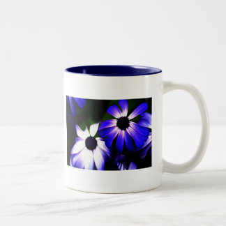 Purple Haze Two-Tone Mug