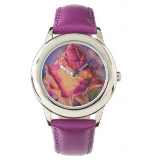 Purple Haze Wristwatch
