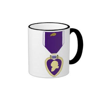 Purple Heart - 2nd Award Ringer Mug