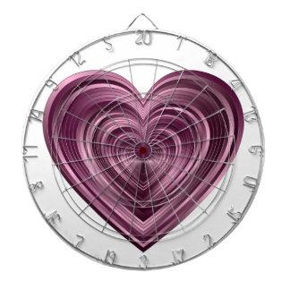 Purple Heart Dartboards