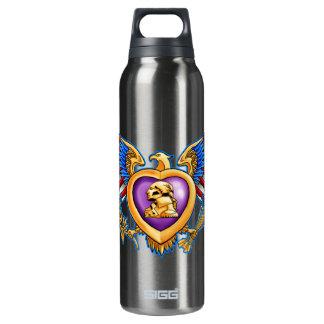 Purple Heart Eagle design SIGG Thermo 0.5L Insulated Bottle