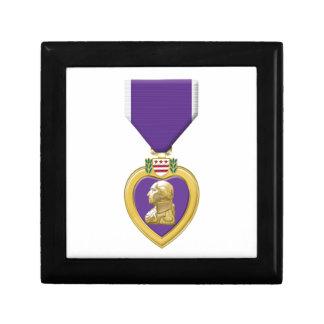 Purple Heart Gift Box