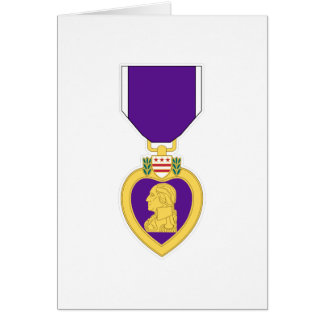 Purple Heart Medal Cards